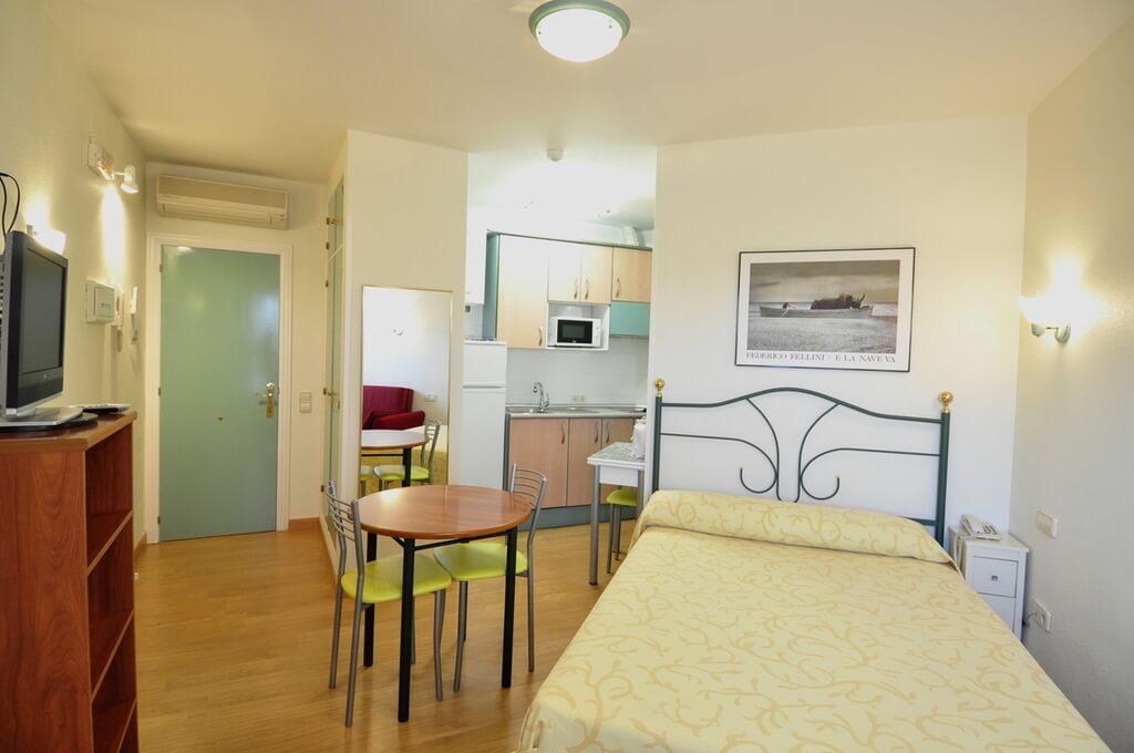 Hotel Apartamentos Aralso Sotillo - Estudio Estándar