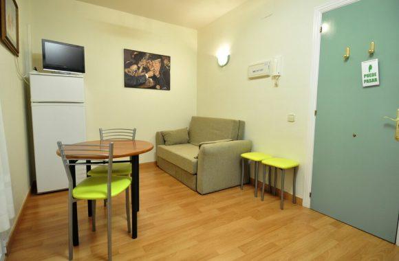 Hotel Apartamentos Aralso Sotillo - Estudio Familiar