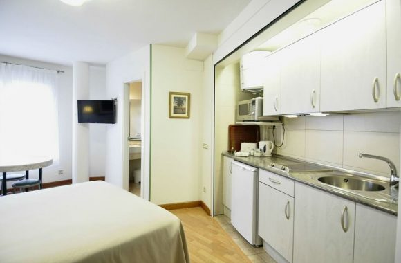 Hotel Apartamentos Aralso (Centro) - Estudio Estándar