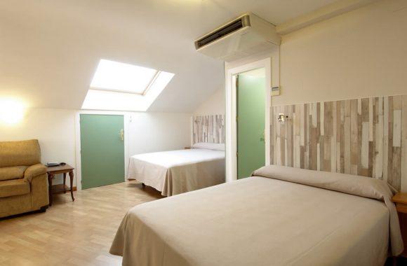 Hotel Apartamentos Aralso (Centro) - Estudio Familiar
