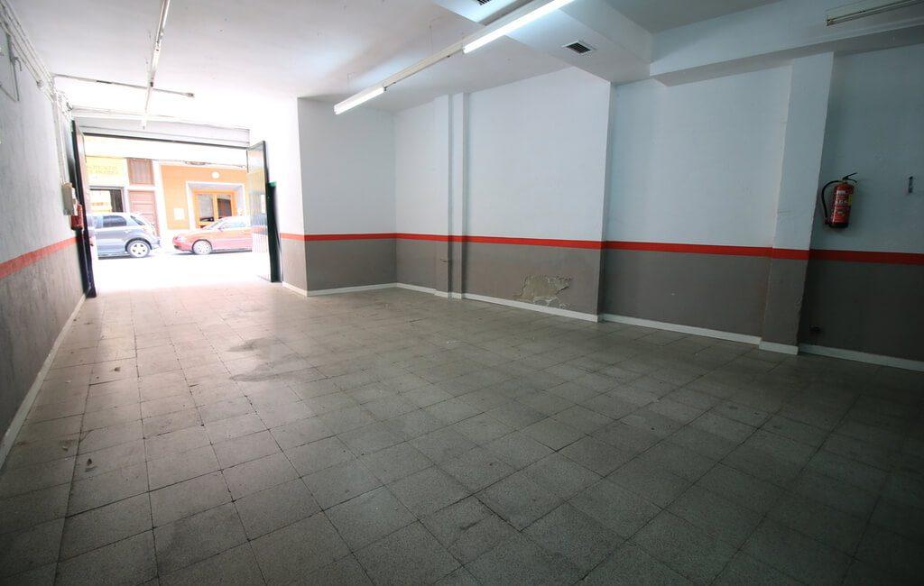 Aralso Santa Isabel - Garage