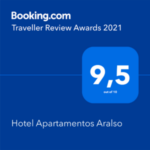 Hotel Apartamentos Aralso (Centro) - Booking Awards 2021