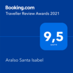 Aralso Santa Isabel - Booking Awards 2021